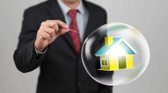 What is this housing bubble we keep hearing about?